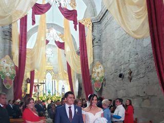 La boda de Mayra y Néstor  2