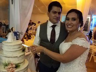 La boda de Mayra y Néstor