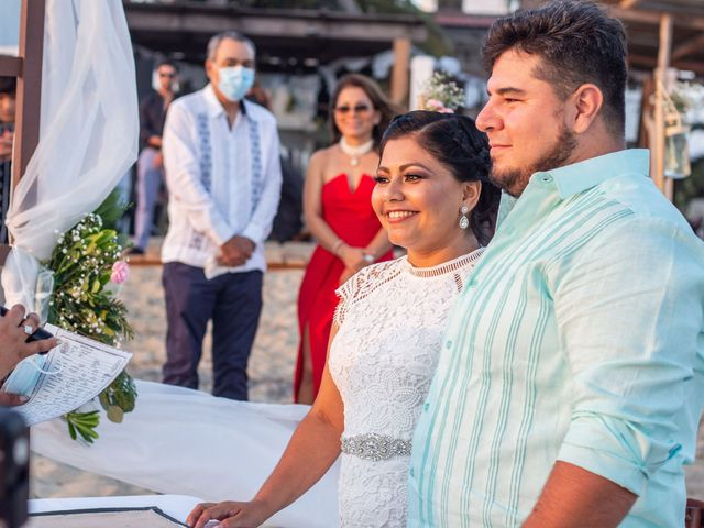 La boda de Diana y Luis Andrés