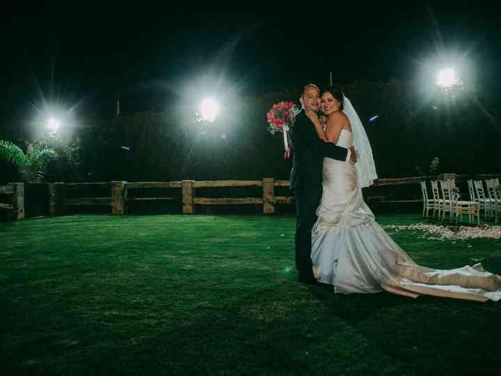 La boda de Claudia y Marco