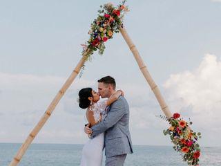 La boda de Vanessa y Marco