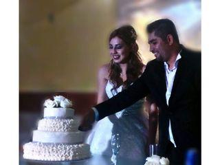 La boda de Adriana y Aarón  1