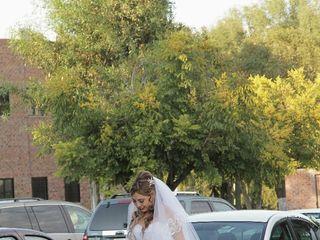 La boda de Adriana y Aarón  2