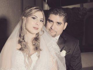 La boda de Adriana y Aarón