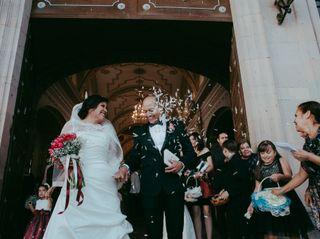 La boda de Claudia y Marco 3