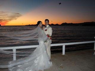 La boda de Georgina y Carlos