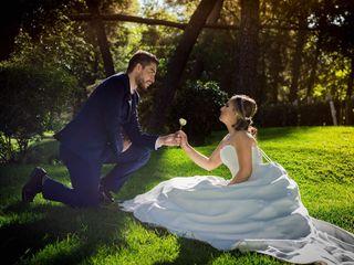 La boda de  Amadeus  y Rebeca