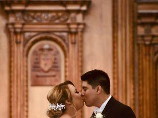 La boda de Reyna  y Missael  1