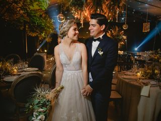 La boda de Paola y Ricardo