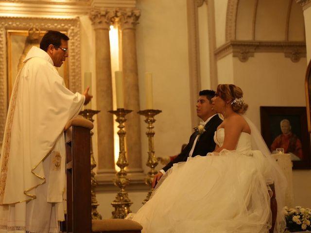 La boda de Reyna  y Missael