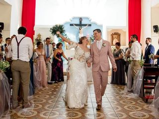 La boda de Ariadne y Bruno 3