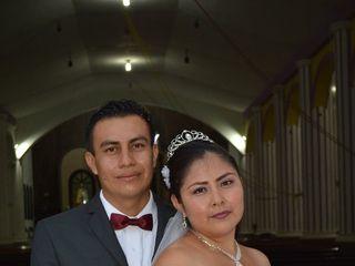 La boda de Brenda jazmín y Jorge Alberto 1