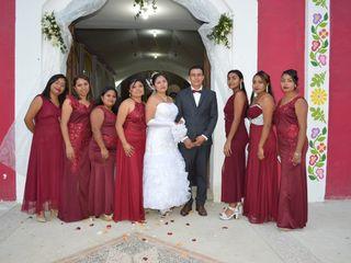 La boda de Brenda jazmín y Jorge Alberto