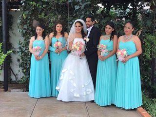 La boda de Nallely  y Iván 2