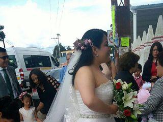 La boda de Libertad y Jorge Ariel 1