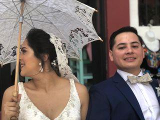 La boda de Pamela y Gerardo
