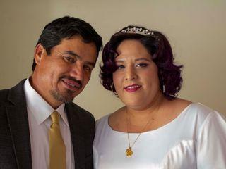 La boda de Cinthia y Sagae 3