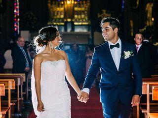 La boda de Laura y Branco