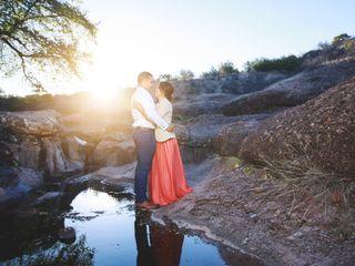 La boda de Melissa y Eduardo 1