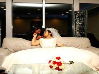 La boda de Zahira y Filomeno