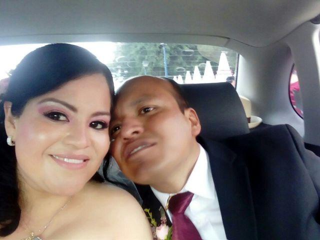 La boda de Libertad y Jorge Ariel