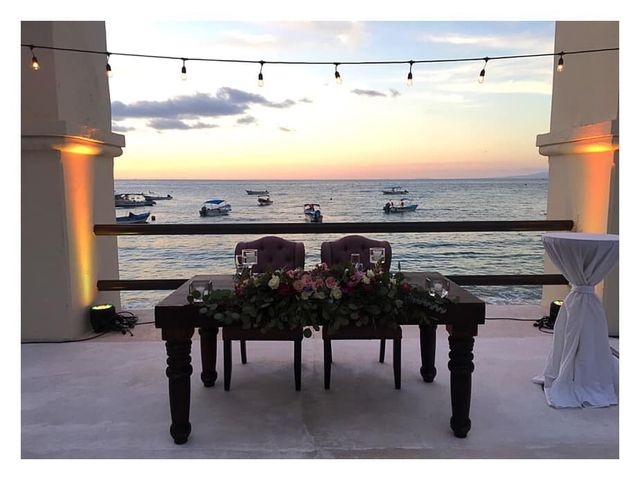 La boda de Gerardo y Pamela en Puerto Vallarta, Jalisco 10