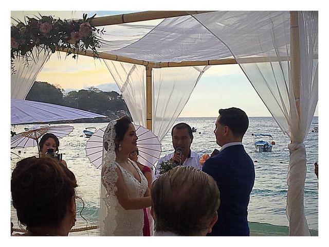 La boda de Gerardo y Pamela en Puerto Vallarta, Jalisco 11