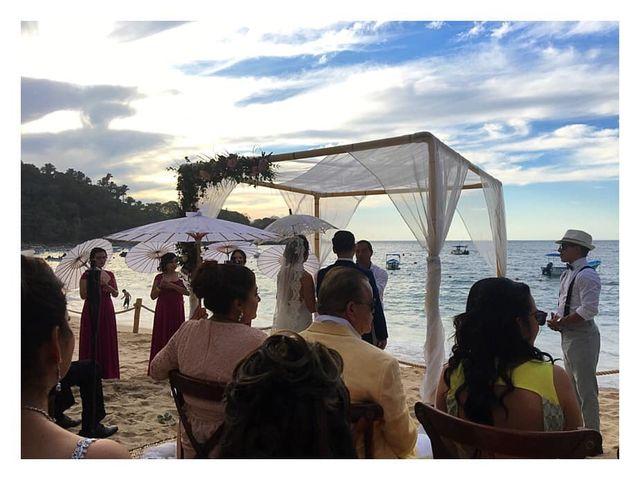 La boda de Gerardo y Pamela en Puerto Vallarta, Jalisco 12