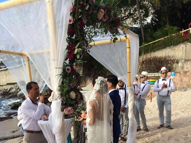 La boda de Gerardo y Pamela en Puerto Vallarta, Jalisco 18