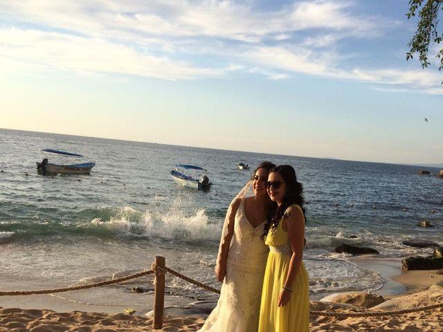 La boda de Gerardo y Pamela en Puerto Vallarta, Jalisco 20