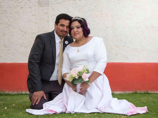 La boda de Cinthia y Sagae