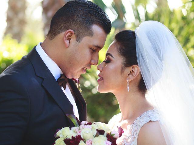 La boda de Melissa y Eduardo
