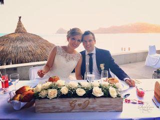La boda de Ilse y Giovani