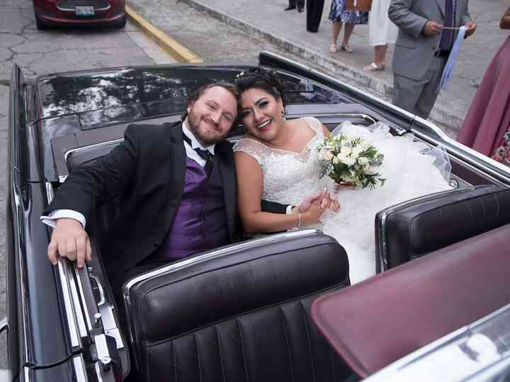 La boda de Jessica y Zachary