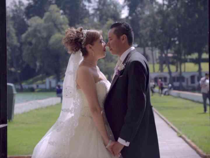La boda de Nalleli y Carlos