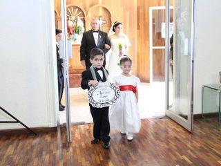 La boda de Vanessa y Rene 1