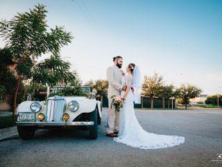 La boda de Sandra y Servando