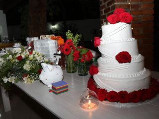 La boda de Lety y John 1