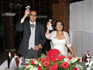 La boda de Lety y John