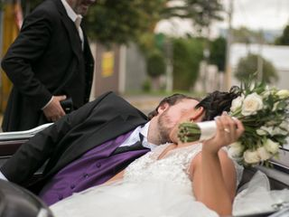 La boda de Jessica y Zachary 3