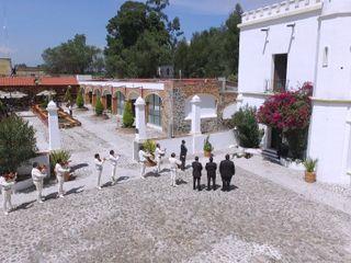 La boda de Nalleli y Carlos 2