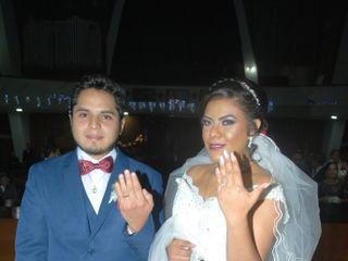 La boda de Lilia y Rodrigo 2