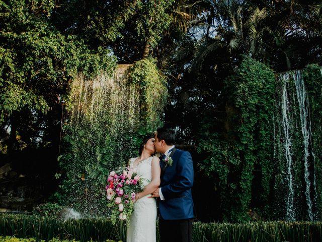 La boda de Fernanda y Aldo