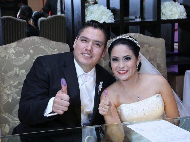 La boda de Vanessa y Rene