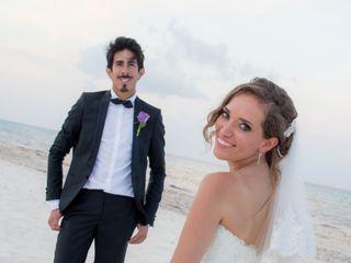 La boda de Fer y José