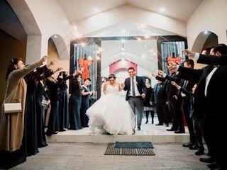 La boda de Andrés y Paola 3