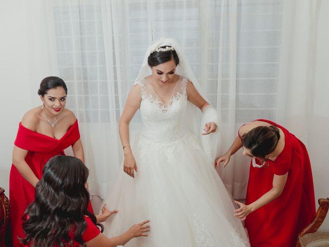 La boda de Brandon y Kennereth en Tonalá, Jalisco 16