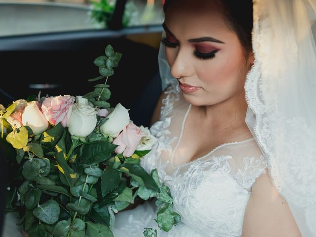 La boda de Brandon y Kennereth en Tonalá, Jalisco 18