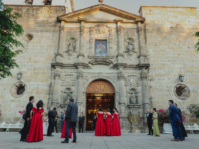 La boda de Brandon y Kennereth en Tonalá, Jalisco 20
