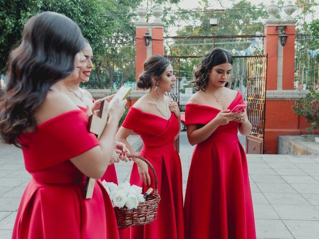 La boda de Brandon y Kennereth en Tonalá, Jalisco 21